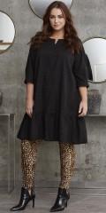 Zhenzi - Reni broderi anglaise kjole