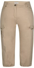 Zhenzi - Stump pants cargo-fine