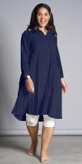 Studio Clothing - Kjole med flæser