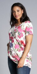 Studio Clothing - Blomstret top