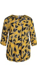CISO - Blouse in graphic print