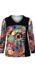 Chalou - Viscose blouse