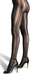 Decoy - Tights w/chains 40 den