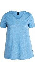Adia Fashion - Bluse med mini similisten