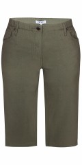 Zhenzi - Twist 189 stump pants-bengaline