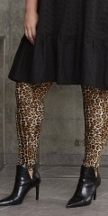 Zhenzi - Aia Leoparde Leggings