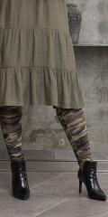 Zhenzi - Aia kamuflasje leggings