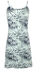 Zhenzi - Coty viscose dress with print
