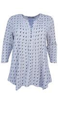 Cassiopeia - Moa blouse