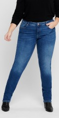 ONLY Carmakoma - Veva life slim fit jeans