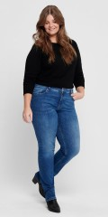 ONLY Carmakoma - Veva life schlank fit Jeans