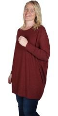 ONLY Carmakoma - Curvy lang pullover