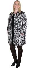 Adia Fashion - Animal coat