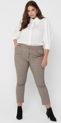 ONLY Carmakoma - Ming ternet ankel pants