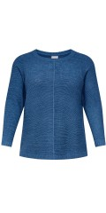 ONLY Carmakoma - Foxy knit pullover
