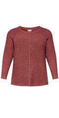 ONLY Carmakoma - Foxy rot pullover