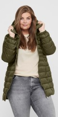ONLY Carmakoma - Tahoe quilted coat