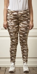 Zhenzi - Light long camouflage leggings