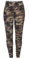 Zhenzi - Lang camouflage leggings
