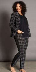 Studio Clothing - Rutet bukse i 2 kvaliteter