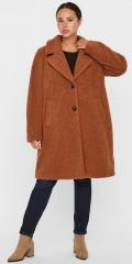Vero Moda Curve - Lucinda teddy jakke