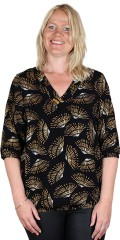 Choise - Printed blouse