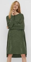 Vero Moda Curve - Melerad stick klänning