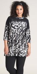 Studio Clothing - Tunika i animal print