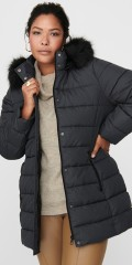 ONLY Carmakoma - Luna quilted coat