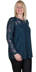 Zhenzi - Piva lace blouse