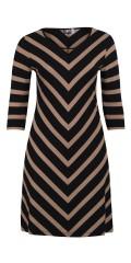 Aprico - Striped dress