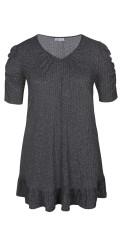Zhenzi - Giss tunika kjole