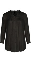 Adia Fashion - Skjorta i crepe viskose
