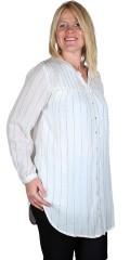Adia Fashion - Skjorte i crepe viskose
