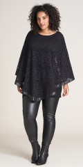Studio Clothing - Poncho blonde bluse