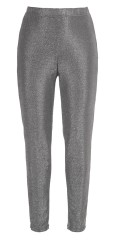Gozzip - Silver glimmer leggings