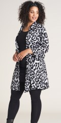 Studio Clothing - Leopard skjorta