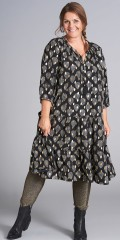 Gozzip - Printed dress