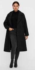 Vero Moda Curve - Classgold lang jakke