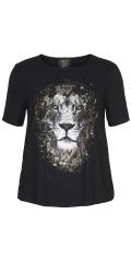 No. 1 by Ox - Lion t-shirt
