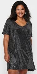 ONLY Carmakoma - Paillet dress