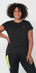 ONLY PLAY CURVY - Paubree loose tee