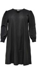 ONLY Carmakoma - Ampola knælang kjole