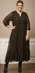 Zhenzi - Koli tryckta klänning