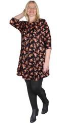 Gozzip - Blomstret skjorte tunika