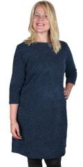 ONLY Carmakoma - Knee long knit dress