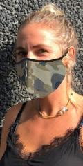 Zhenzi - Stoff 3 lags  mouthpiece
