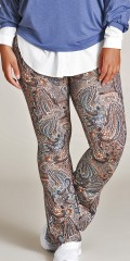 Studio Clothing - Bootcut Hose in paisley