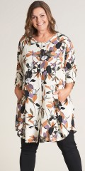 Gozzip - Elisabeth shirt tunic