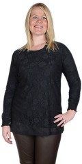Gozzip - Marianne Spitze Bluse